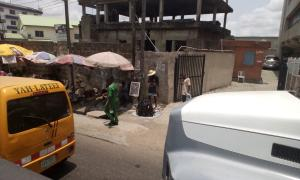 Mixed   Use Land Land for rent oba akran road Oba Akran Ikeja Lagos