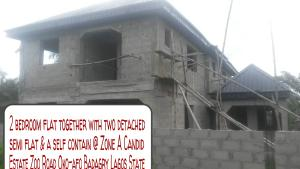 5 bedroom House for sale Zone A Candid Estate Zoo Road Oko'afo Badagry Oko Afo Badagry Lagos