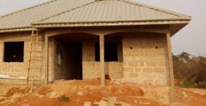 4 bedroom Detached Bungalow House for sale Ekewan Barracks, Benin City Oredo Edo