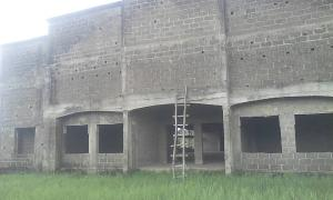 Commercial Property for sale Alakia iyana church, facing main road link to Ife express road Ibadan Oyo