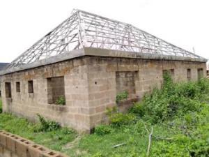 Detached Bungalow for sale Agbofieti Off Ile Tuntun Nihort Jericho Road Ibadan. Idishin Ibadan Oyo