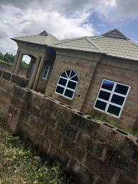 Semi Detached Bungalow for sale Ajia Egbeda New Ife Road Alakia Ibadan Oyo