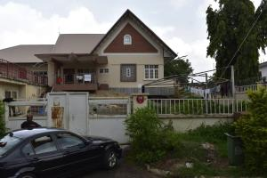 4 bedroom House for sale Elizabeth st Asokoro Abuja