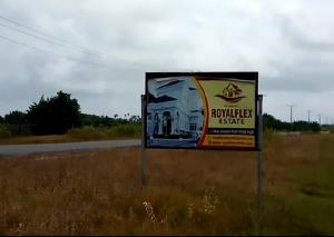 Serviced Residential Land Land for sale Royal Flex estate in Okegelu Ibeju Lekki Lagos state  Free Trade Zone Ibeju-Lekki Lagos