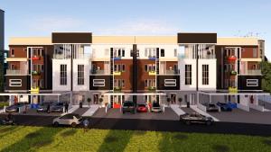 4 bedroom Massionette for sale Bisbell Vineyard ,awuse Estate Opebi,ikeja Opebi Ikeja Lagos