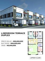 4 bedroom Terraced Duplex House for sale Victoria Crest Ii Opposite Ocean Bay Estate Along Orchid Hotel Ro Ikota Lekki Lagos