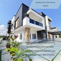 5 bedroom Detached Duplex House for sale Chevron Drive  Lekki Phase 1 Lekki Lagos