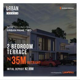 2 bedroom Terraced Duplex House for sale Urban Prime2 Estate. Abraham Adesanya Road Ajah-Lekki Abraham adesanya estate Ajah Lagos