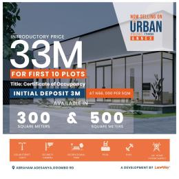 Blocks of Flats House for sale Abraham adesanya estate Ajah Lagos