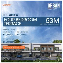 4 bedroom House for sale Ogombo road Ajah Lagos
