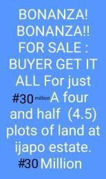Mixed   Use Land Land for sale Ijapo Estate,Akure,ondo state. Akure Ondo