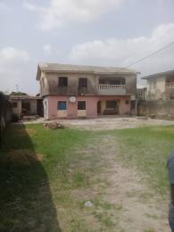 Blocks of Flats House for sale Liadi oposite Nnpc ijegun bucknor exp Rd  Bucknor Isolo Lagos