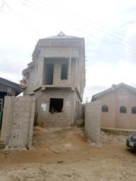6 bedroom Blocks of Flats House for sale Akanni Dada Street Igando Off College Bus Stop Igando Ikotun/Igando Lagos