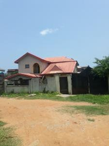Residential Land Land for sale Ago Last bstop  Ago palace Okota Lagos
