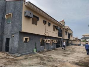 3 bedroom Blocks of Flats House for sale Parkview Estate,Ago Palace Ago palace Okota Lagos