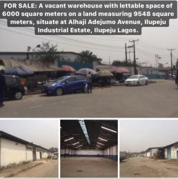 Warehouse Commercial Property for sale Ilupeju industrial estate Ilupeju Lagos
