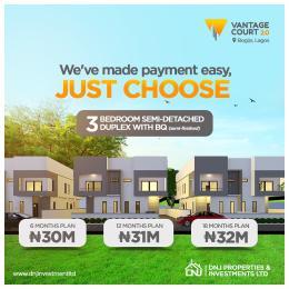 3 bedroom Semi Detached Duplex for sale Off Lekki-Epe Expressway Ajah Lagos