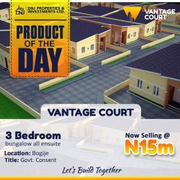 3 bedroom Detached Bungalow House for sale Bogije Along Lekki/epe Expressway, Lagos. Epe Road Epe Lagos