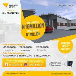 3 bedroom Detached Bungalow for sale Vantage Court, Bogije Lekki Epe Expressway Epe Road Epe Lagos