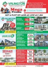 Residential Land for sale Jabi Abuja