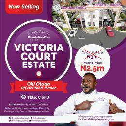 Residential Land Land for sale Oki, Olodo after iwo road  Iwo Rd Ibadan Oyo