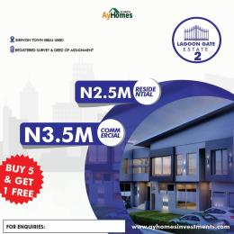 Mixed   Use Land for sale Lagoon Estate Siriwon Town Free Trade Zone Ibeju-Lekki Lagos