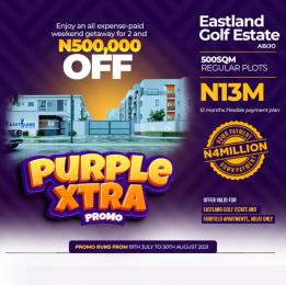 Mixed   Use Land for sale Fairfield Apartments Abijo Ajah Lagos