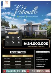 Residential Land for sale Palmsville, Ajayi Apata Estate Sangotedo Lagos