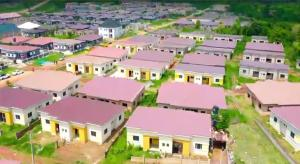 2 bedroom Semi Detached Bungalow for sale Mowe Ofada/treasure Island Estate Obafemi Owode Ogun