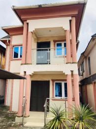 5 bedroom House for sale New Oko Oba Abule Egba Lagos