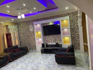 3 bedroom Terraced Duplex House for rent  Avaston Estate Life Camp/Idu around Nizamiye Hospital. Idu Abuja