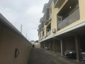 4 bedroom Terraced Duplex House for rent By Second toll gate Ikota Lekki Lagos