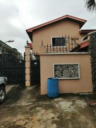 4 bedroom Semi Detached Duplex House for rent Adebayo Omoniyi Street, Off Residents Road.  Phase 2 Gbagada Lagos