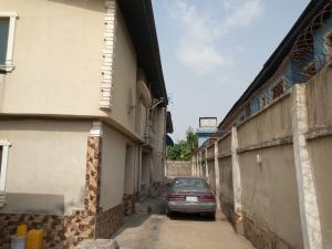 3 bedroom Blocks of Flats House for rent - Akesan Alimosho Lagos