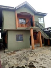 2 bedroom Flat / Apartment for rent Very decent and beautiful 2bedroom at obawole ifako ijaiye nice environment  Ifako-ogba Ogba Lagos