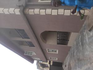 2 bedroom Flat / Apartment for rent Very decent and beautiful 2bedroom at college road off oyemekunstreet ogba all ensuite with PREPAID METER secure area  Ifako-ogba Ogba Lagos
