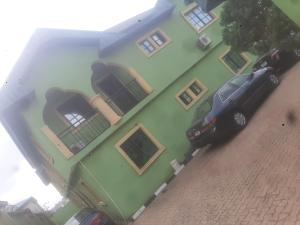 3 bedroom Flat / Apartment for rent Very decent and beautiful 3bedroom at ogba college road Aruna inside nice environment secure area Tarazo floor all ensuite  Ifako-ogba Ogba Lagos