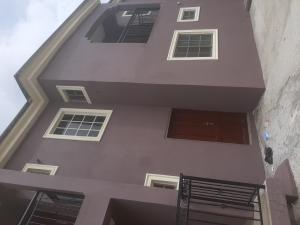 2 bedroom Flat / Apartment for rent Very decent and beautiful 2bedroom at abule egba new house all ensuite very close to bustop  Abule Egba Abule Egba Lagos