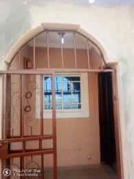 1 bedroom mini flat  Mini flat Flat / Apartment for rent @ OFF AGBELEKALE, EKORO ROAD  Abule Egba Lagos