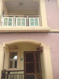 2 bedroom Blocks of Flats House for rent Omolara street via yakoyo off ojodu grammar school. Berger Ojodu Lagos