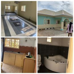 3 bedroom Detached Bungalow House for rent In an estate close to ebeano supermarket and all roads fully Tarred Lokogoma Abuja