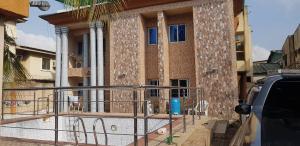 7 bedroom Detached Duplex House for sale Onipetesi Mangoro Ikeja Lagos
