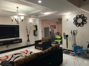 3 bedroom Terraced Duplex for rent chevron Lekki Lagos