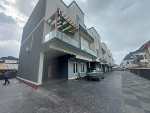 5 bedroom Terraced Duplex for rent 2nd Tollgate chevron Lekki Lagos
