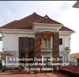 6 bedroom Detached Duplex House for sale New Owerri Owerri Imo
