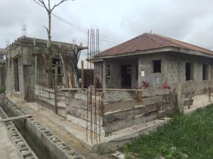 4 bedroom Detached Bungalow House for sale MAIN EPUTU LONDON TOWN MAJOR ROAD... Eputu Ibeju-Lekki Lagos