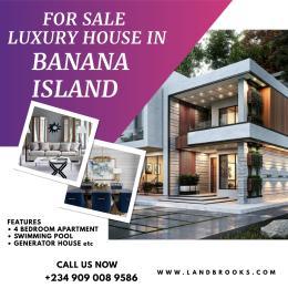 4 bedroom Flat / Apartment for sale Banana Island Ikoyi Lagos