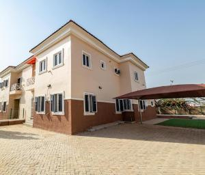 4 bedroom Semi Detached Duplex House for sale In An Estate By Godab Estate Life Camp Abuja