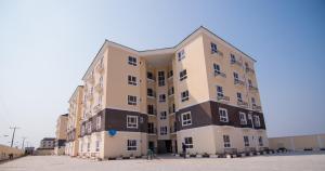 3 bedroom Flat / Apartment for sale Ajiran, Near Pinnock Beach, Femi Okunnu And Friends Colony Estate Lekki Lagos