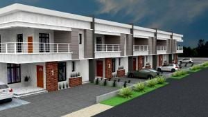 4 bedroom Residential Land for sale Idu After The Train Station, Sharing Fence With Nigerian Army Housing Estate, Idu Abuja